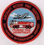SKY HARBOR INTERNATIONAL AIRPORT FIRE DEPARTMENT- PHOENIX, AZ(MARICOPA COUNTY)
