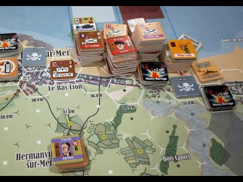 'Storming Sword' [Introductory Scenario #3] - 6 June 1944. [The Greatest Day [MMP, 2015]