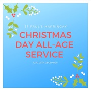 Christmas Day All-Age Church Service