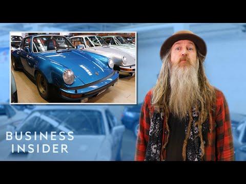 The 10 Rarest Porsches In Magnus Walker's $7.5 Million Porsche Collection