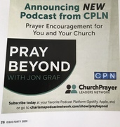 Prayer Leaders