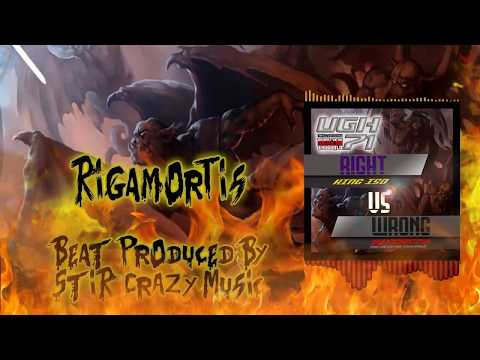 Rigamortis UGH71 Right Or Wrong