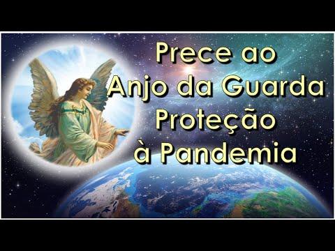 Prece ao Anjo da Guarda Para Proteção da Pandemia