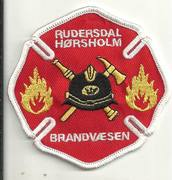 DENMARK FIRE PATCHES