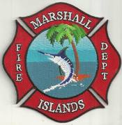 MARSHALL ISLAND FIRE PATCHES