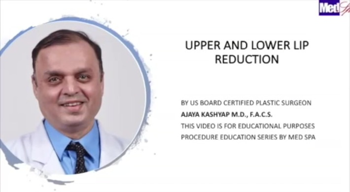 Upper and Lower Lip Reduction Surgery in Delhi, India