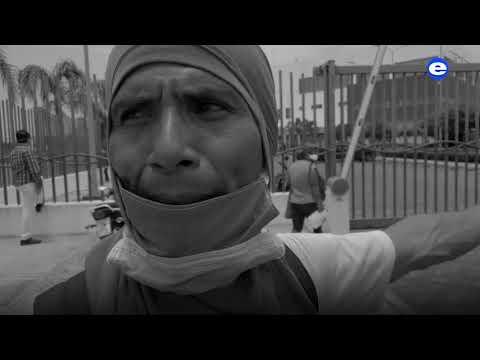 EL CORONAVIRUS Y LA DURA REALIDAD QUE VIVE GUAYAQUIL