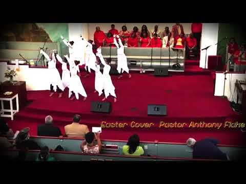 Graceful for Easter Cover by Pastor Anthony Flake