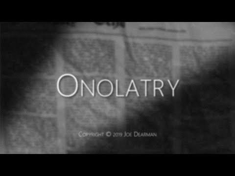 Onolatry
