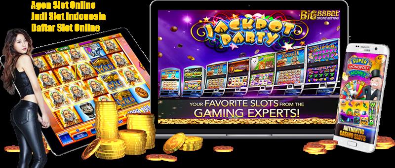 Daftar Judi Slot Mesin Online Uang Asli Di Agen Joker123