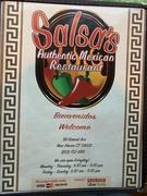 Salsa Authentic Mexican Restaurant
