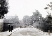 Road over Suicide Bridge Mk I, 1898