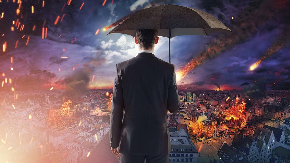 The NRBA President's Dire Prediction Of A Post-COVID Market Crash