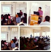 Digital Marketing Career Growth Session at Sangvi College Pune