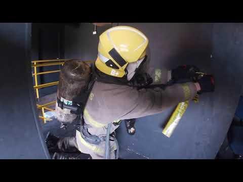 GUIA DE BUSQUEDA Y RESCATE / Vídeo Destacado de La Hermandad de Bomberos