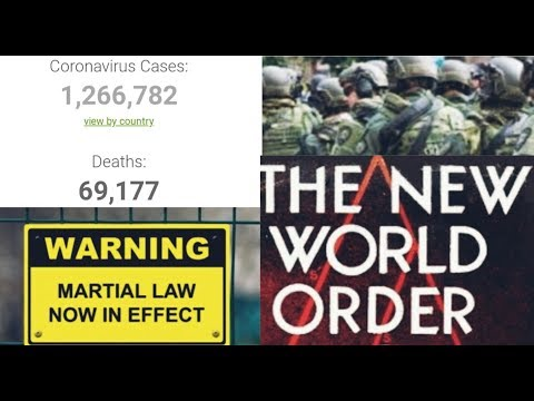 COVID-19 TRUTH : FALSE NUMBERS to PUSH MARTIAL LAW & NEW WORLD ORDER AGENDA (SECRETS REVEALED)