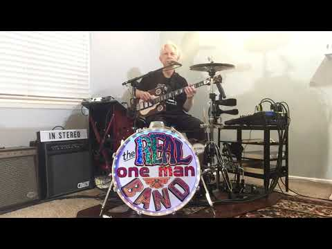 Funk jam by da Real One Man Band