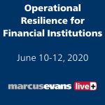 Operational Resilience for Financial Institutions