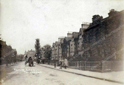 Phillip Lane Opposite Handsworth Road, c1905