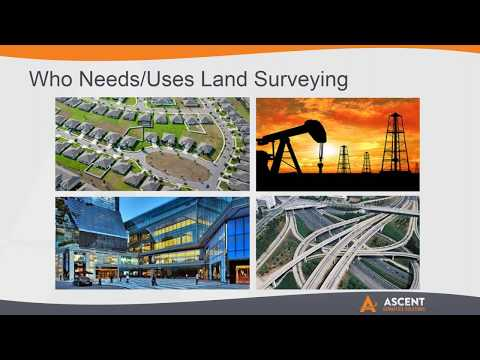 Webinar: Land Survey 101