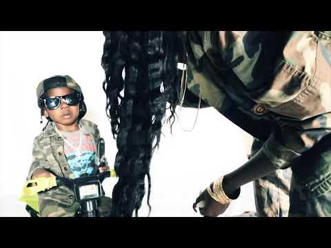 [Video] Dirtyface Ebony 'Ninja Turtles'