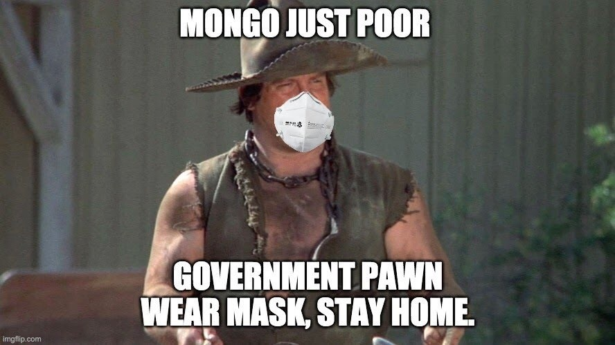 Mongo just pawn in in the NWO game.