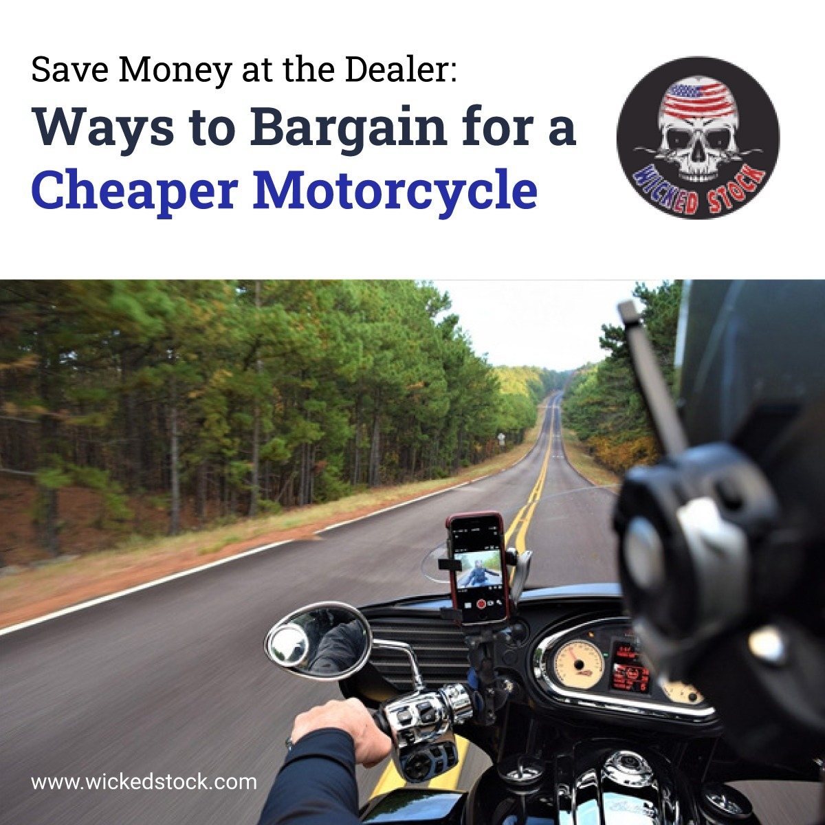 Save Money at the Dealer: Ways to Bargain for a Cheaper Motorcycle