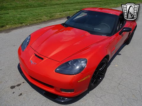 Gateway Classic Cars of Nashville #1029 2011 Chevrolet Corvette Shipping out!