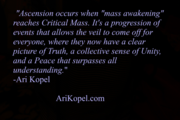 Ascension-Mass Awakening