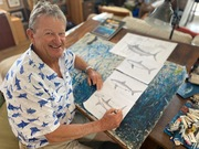 Free Virtual Art Classes and Educational Videos with Guy Harvey