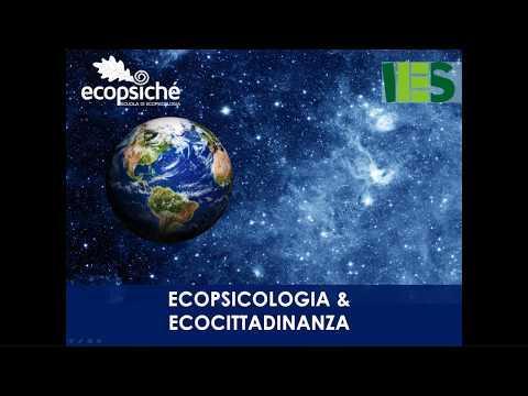 Webinar straordinario Ecopsiché # 5 - Scuola di Ecopsicologia