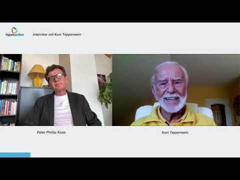 Peter Phillip Koss Interview mit Kurt Tepperwein