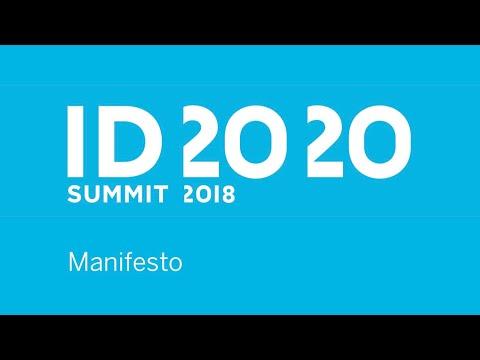 Our Manifesto   ID2020