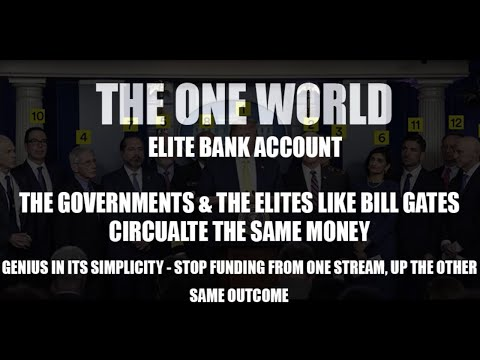 THE TRUMP CARD - A ONE WORLD BANK ACCOUNT FOR ALL ELITES