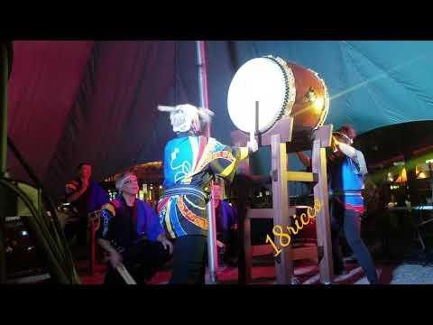 World Square Japanese Drumming