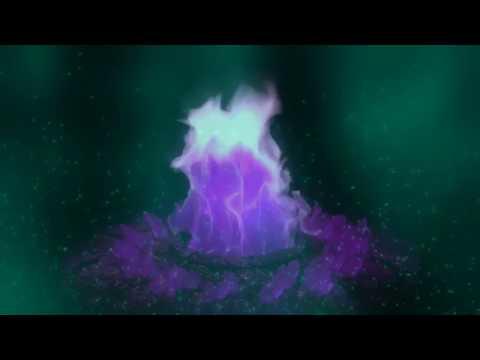 Méditation de la Flamme Violette, par l'Archange Mickael