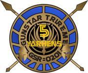 Trireme 5 year anny logo