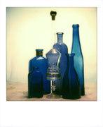 Still life in blu