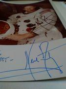 Neil Armstrong Autograph circa..1980 to Jim Hall