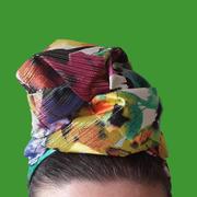 Urban Turban -Big Knot