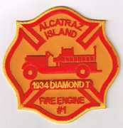 CALIFORNIA FIRE PATCHES #3