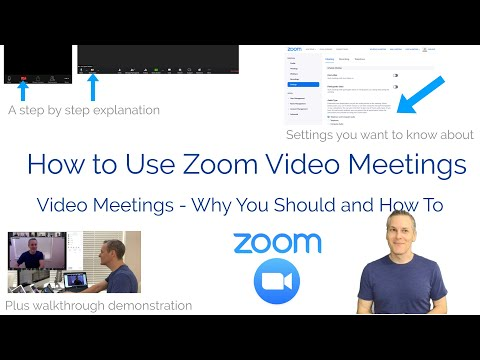 A Complete Beginners Guide to Zoom (2020 UPDATE)   Everything You Need To Know To Get Started