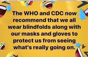 Yep, so many blind.