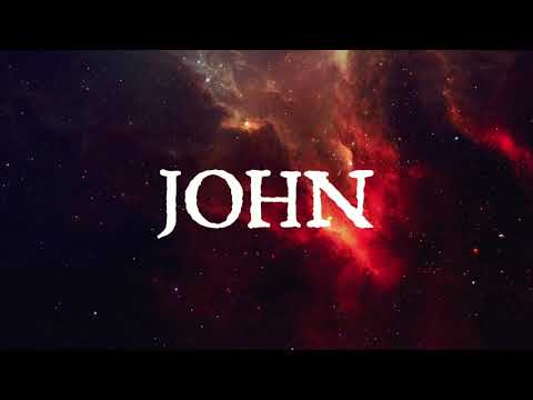 The Book of John | KJV | Audio Bible (FULL) by Alexander Scourby