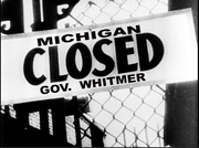 Michigan closed