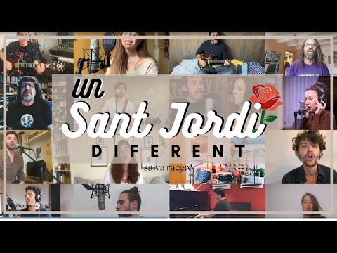 Un Sant Jordi Diferent - Cançó Col·lectiva (Videoclip Oficial)