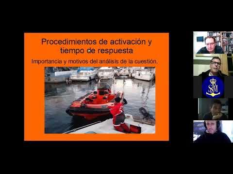 PROCEDIMIENTOS DE ACTIVACIÓN Y TIEMPOS DE RESPUESTA DE LOS BOTES DE RESCATE 01