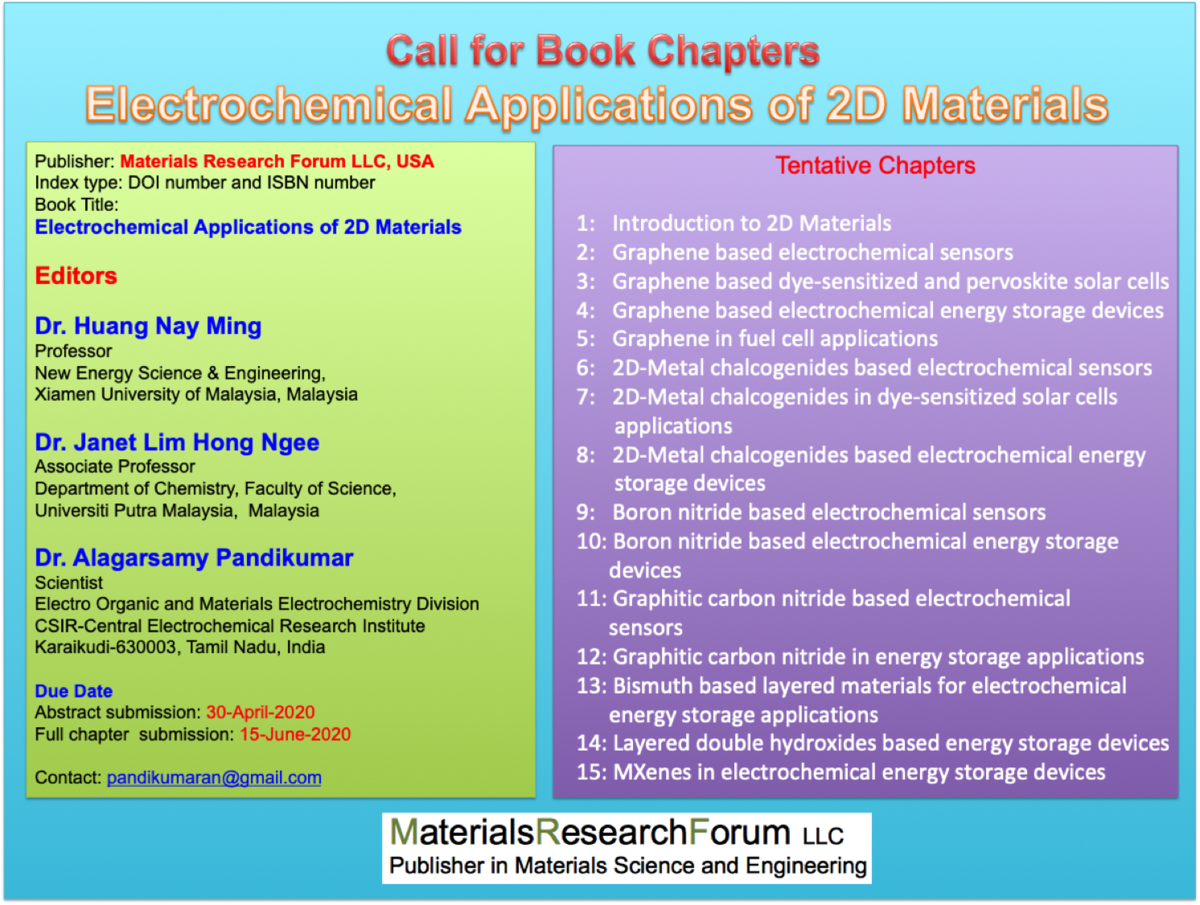 Call for Book Chapters
