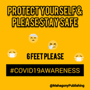 PLEASE STAY SAFE & PROTECT YOURSELF!!