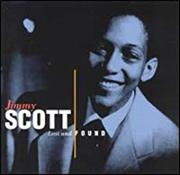 """Lost And Found"" ~ Jimmy Scott's 2nd. album on Atlantic label  ~"